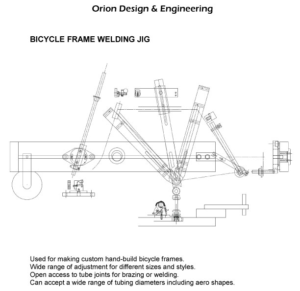 Bicycle Frame Welding