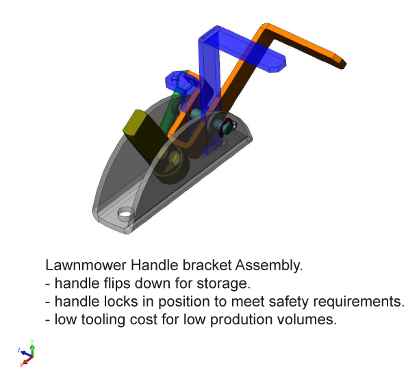 lawnmower-handle-bracket